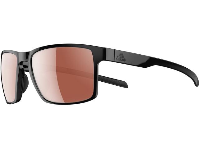 adidas Wayfinder Brille black shiny/lst active